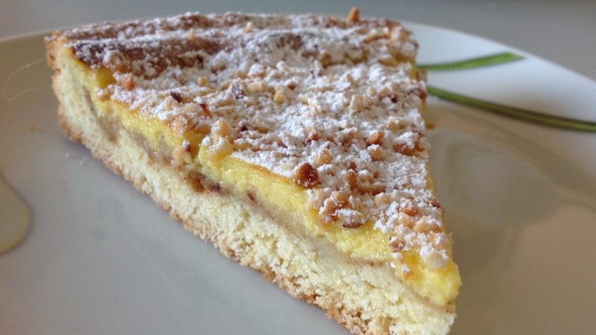 crostata catalana