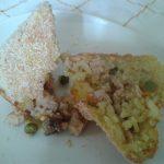 Arancini di riso versione Mozziana.