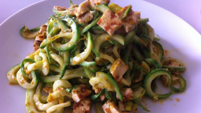 ricette con dieta di zucchine