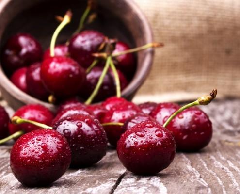 Ciliegia dieta gruppo sanguigno