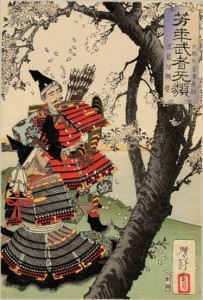 Samurai Ciliegio