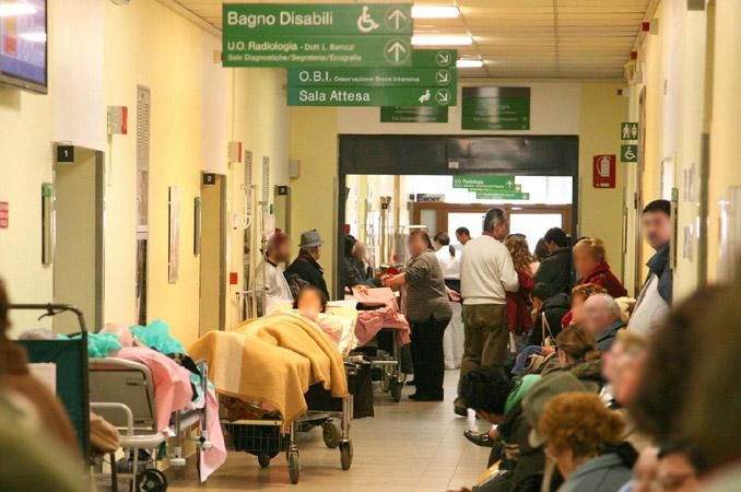 ospedale sala attesa