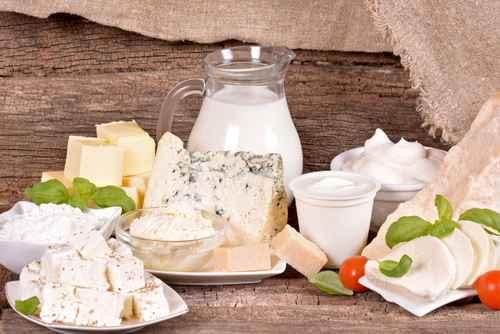 Latte e derivati inconsapevolmente non erano tollerati