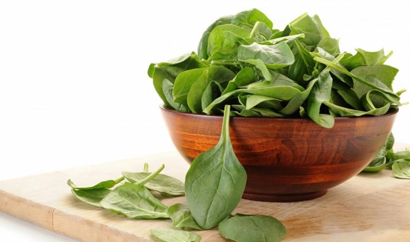 Spinaci dieta gruppo sanguigno