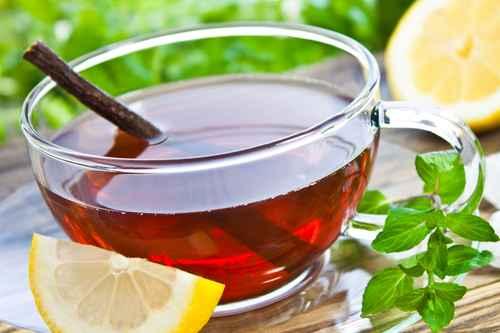 Tee und Süßholz
