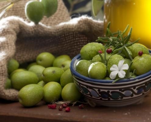 Olive dieta gruppo sanguigno