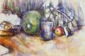 Paul Cezanne melon