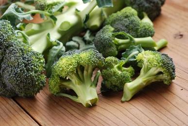 Broccoli ricchi di vitamina C