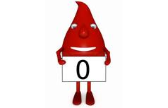 gruppi sanguigni - Gruppo 0