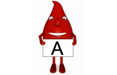 gruppi sanguigni - GruppoA