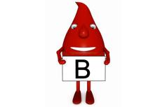 gruppi sanguigni - Gruppo B