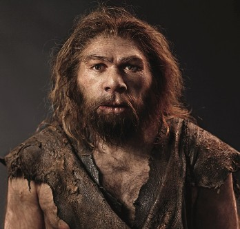 Homo sapiens - Neanderthal abili cacciatori. Si vestivano con le pelli di animali