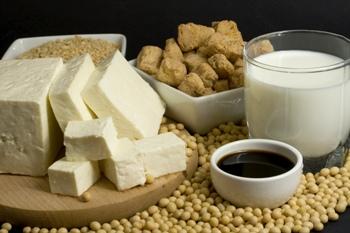 Latte e prodotti di soia