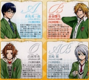 Personaggi di fumetti giapponesi