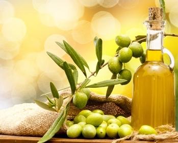 L'olio di oliva è molto consigliato per il gruppo A