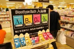 Prodotti personalizzati per gruppo sanguigno