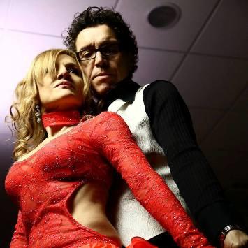 Mary e Paolo e la loro passione per il ballo