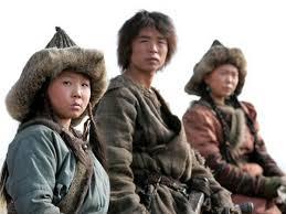 Tribù mongole nomadi