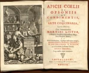 """Il ricettario di Apicio """"L'Arte Culinaria"""""""