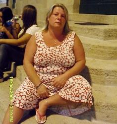 Anna Maria prima della dieta