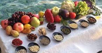 Verdura, frutta e spezie contengono la lectina.