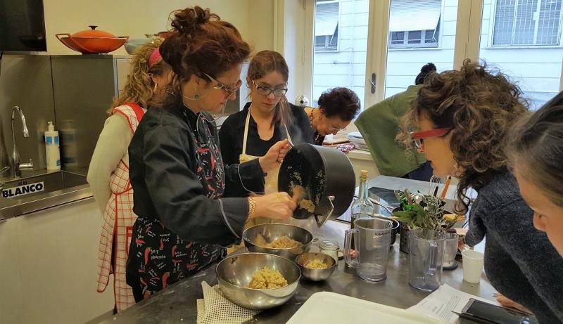 Corso di cucina a etaly di torino domenica 26 marzo 2017 dieta