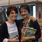 Brancaleon Marilena presenta il suo libro.