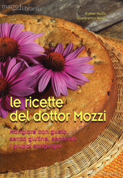 Libro delle ricette di Ester Mozzi.