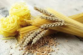 il frumento è la farinacea più diffusa dell'alimentazione mediterranea.