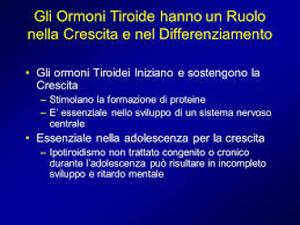 funzioni tiroide
