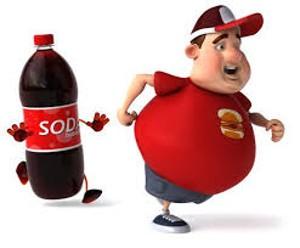 Acqua e soda contengono il fruttosio