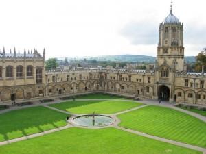L'Università di Oxford che ha fatto le ricerche sui costi della malattia nei paesi della Comunità Europea