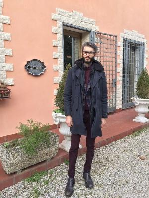 Giorgio in una foto recente